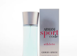 Armani Code Sport Athlete Perfume Review
