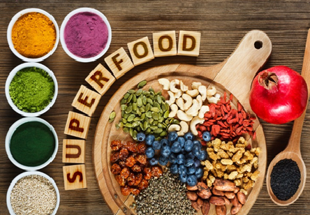 Superfoods to add to your diet in 2018