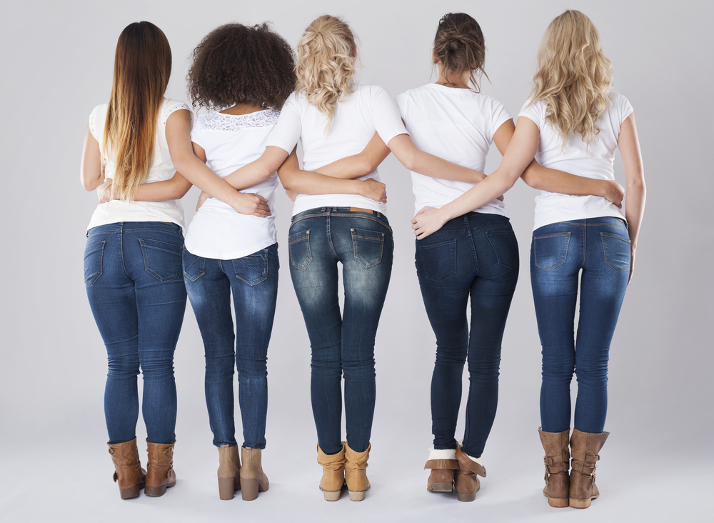 Denim Jeans Women