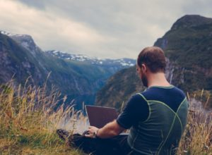 Digital Nomads on the Camino