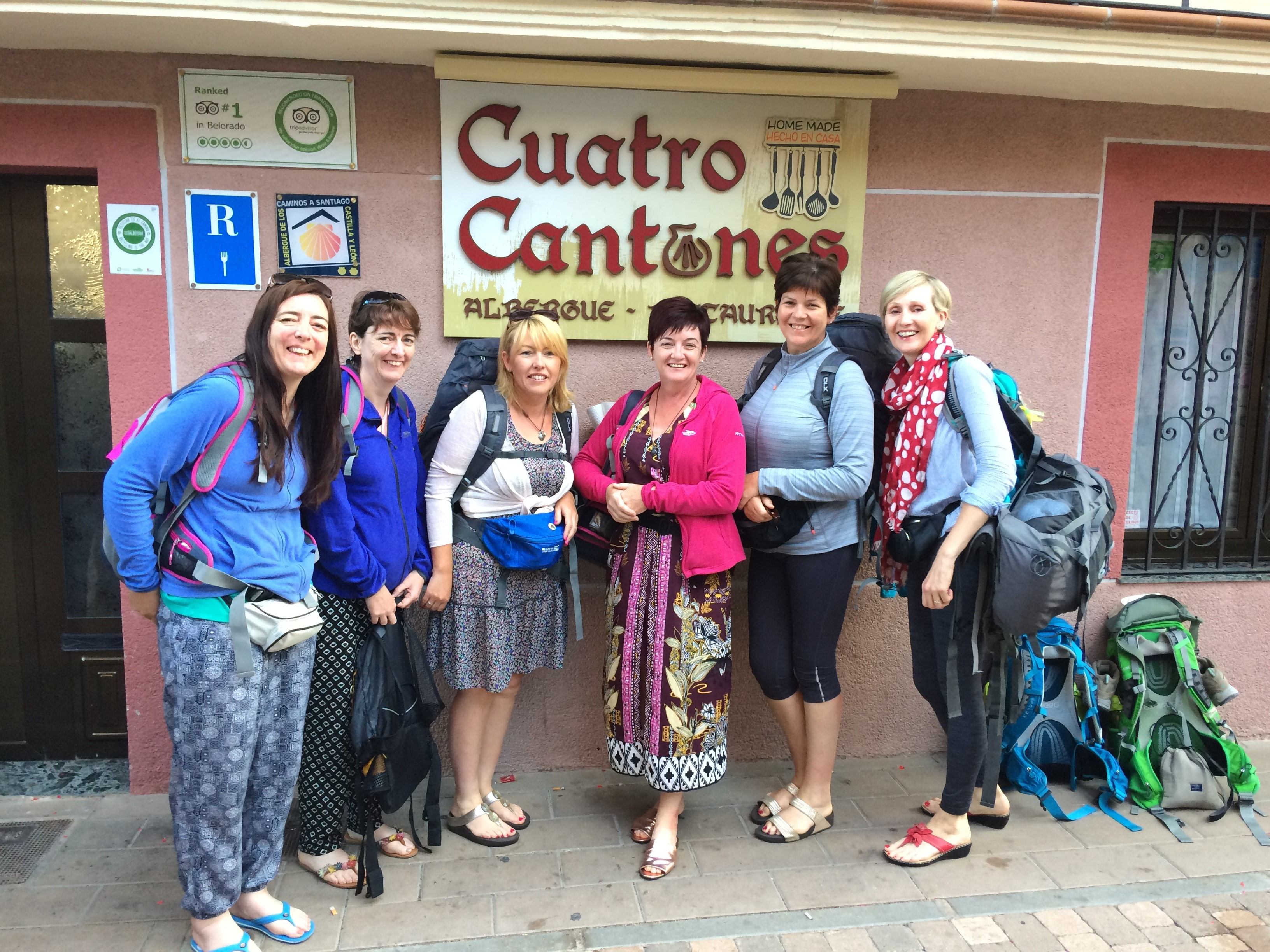 The Camino is a great choice