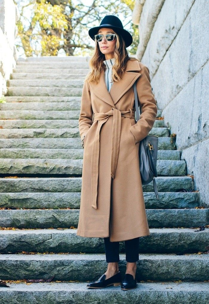 Wrap, Belted Coat