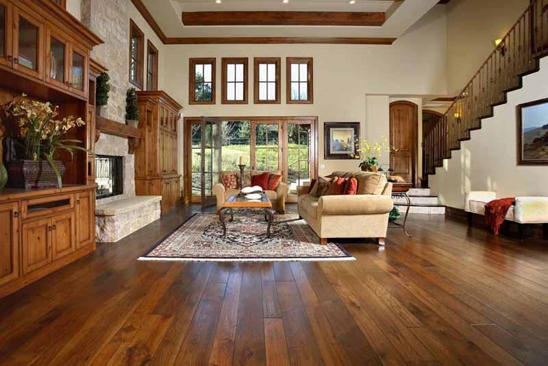 Tasmanian Oak Floorboards