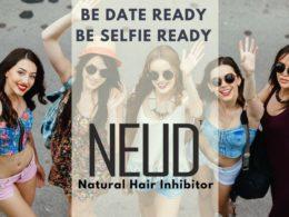 Natural Hair Inhibitor