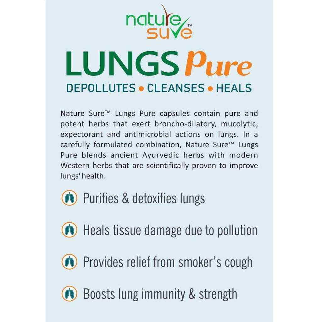 Lungs Pure