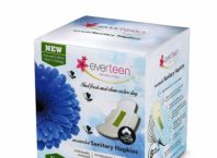 Everteen Natural Cotton Sanitary Napkins