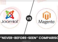 Joomla VS Magento