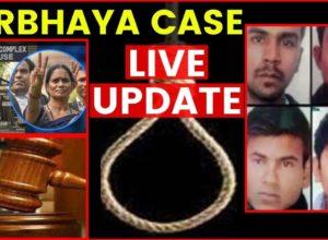 Nirbhaya Case Live Update