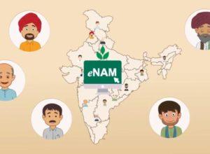 Electronic National Agriculture Market(e-NAM)