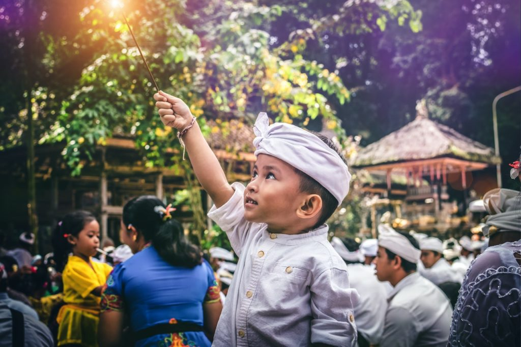 A wonderful opportunity to help children in need in Bali