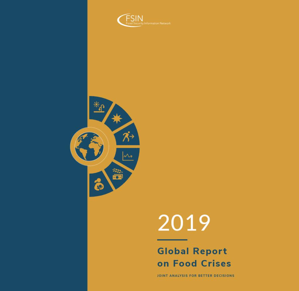 Global Report On Food Crises(GFRC) 2020