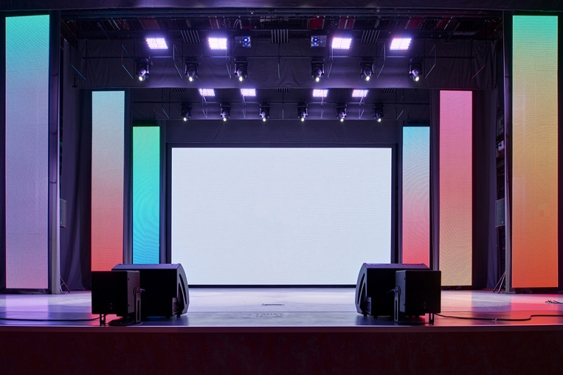 event led screen hire